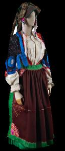Costume tradizionale femminile di Samugheo